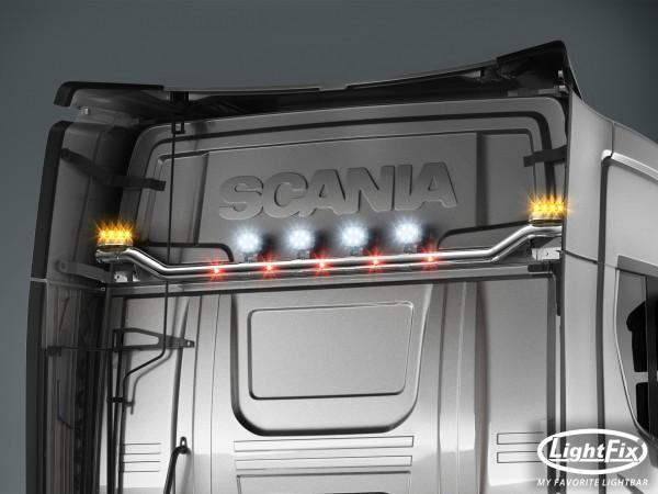 LightFix 24716-2-P + 4 x Hella Power Beam 1500